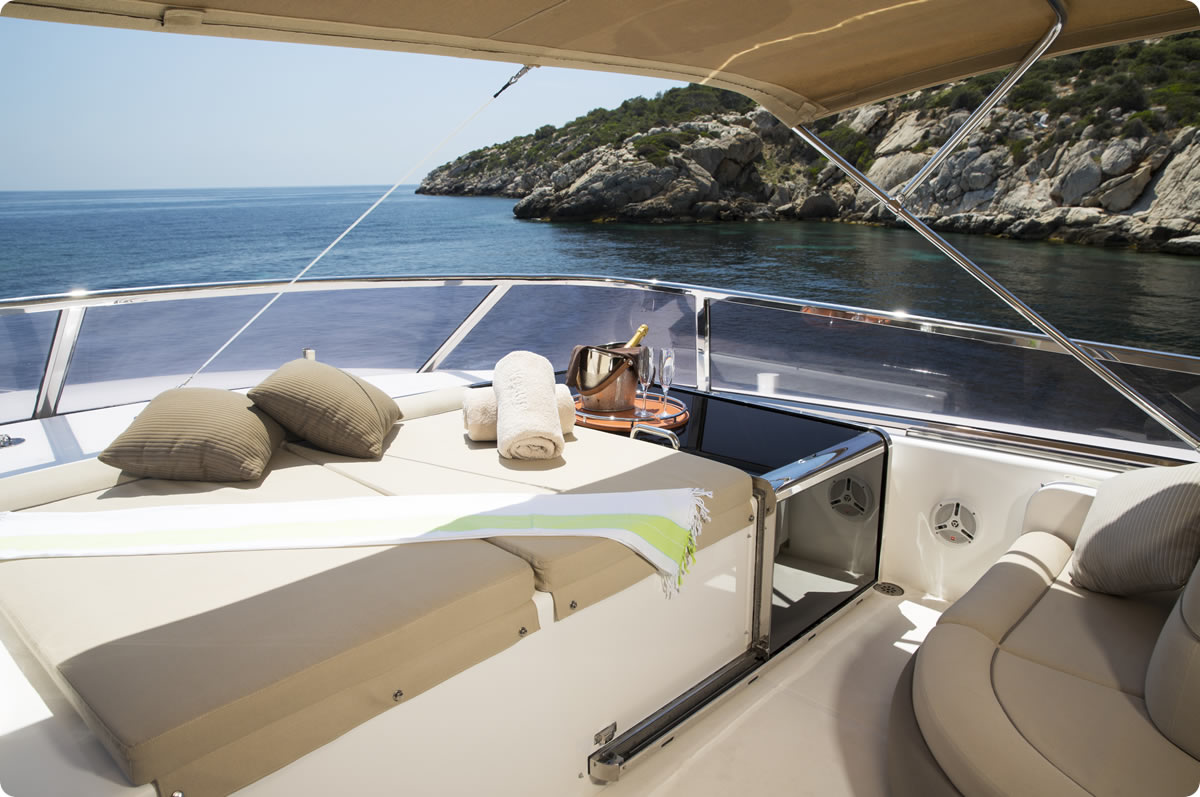 Blue Sky Chaters Yacht Mallorca